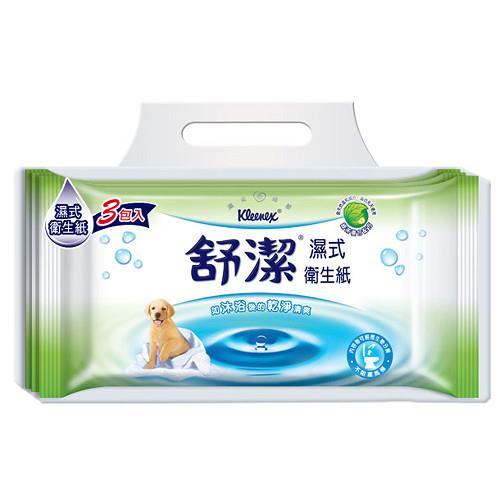 【量販組】 舒潔濕式衛生紙 (40抽x36包)