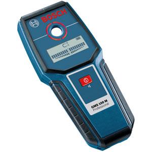 BOSCH 牆體探測器 GMS 100 M Professional
