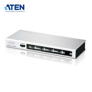 ATEN 4埠HDMI影音切換器 VS481A