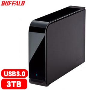 【網購獨享優惠】BUFFALO 巴比祿 3.5吋 3TB 72R外接硬碟 HD-LXU3