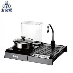 大家源【3.0L】 即熱式飲水機-泡茶王 (TCY-5904)