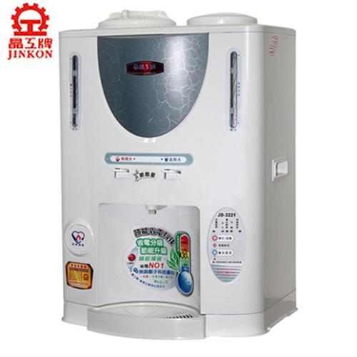晶工牌節能科技溫熱全自動開飲機 JD-3221