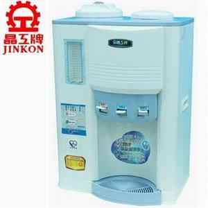 ★台灣製★晶工牌【11.9L】節能科技冰溫熱開飲機(JD-6211)