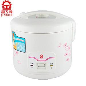 晶工牌【6人份】電子鍋(JK-1666)