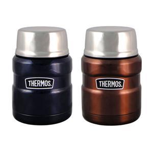 THERMOS膳魔師【470cc】不鏽鋼真空杯瓶燜燒罐 (SK-3000)