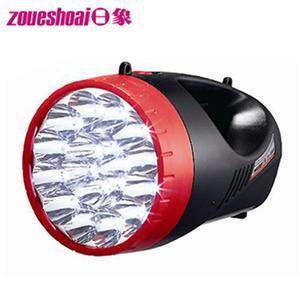 ★探照燈+立燈兩用★【日象】18Lamp充電式二合一LED炫亮探照燈(ZOL-8000D)