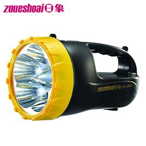 ★台灣製★【日象】5Lamp充電式LED炙亮探照燈(ZOL-8900D)