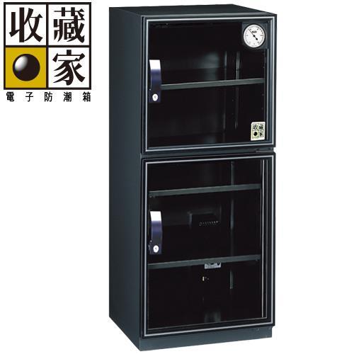 收藏家【132公升】可升級專業型_電子防潮箱 AX-126