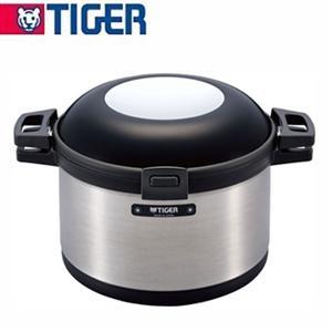 ★日本製★TIGER虎牌【6.0L】 真空保溫調理燜燒鍋 (NFI-A600)