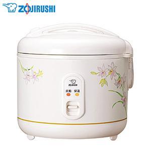 ZOJIRUSHI象印【6人份】機械式炊飯保溫電子鍋 NS-RCF10