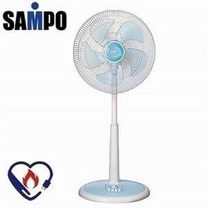 ★台灣製★SAMPO聲寶【14吋】定時型立扇 (SK-FD14T)