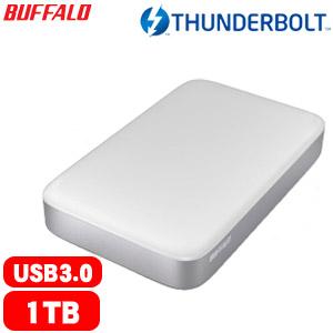 BUFFALO 巴比祿 2.5吋 1TB 雙介面外接硬碟 HD-PA