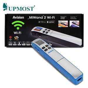【網購獨享優惠】Avision 行動CoCo棒2 Wi-Fi 無線版 愛國藍