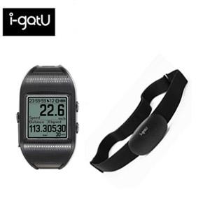 【限時搶購】I-got u GT-900PRO 運動用手錶+HRM 心率監測器