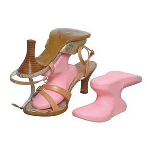 聯府 P50010 女性專用鞋架【10入】