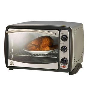 大家源【19L】不鏽鋼色全雞烤箱(TCY-3819)