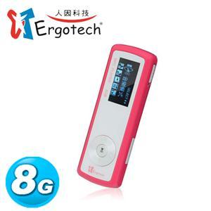 Ergotech 人因 UL430CP 蜜糖吐司 8GB MP3 PLAYER