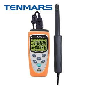 Tenmars泰瑪斯 TM-183P 數位溫溼度計