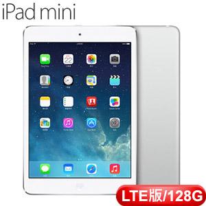 【神腦公司貨】APPLE iPad mini2 平板128G(Wi-Fi + Cellular版銀