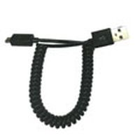 Song win 尚之宇 USB~M25 Micro USB彈簧線~黑
