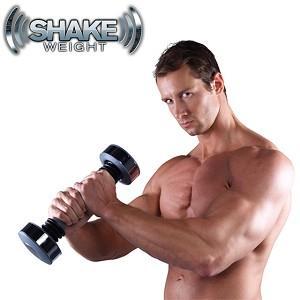 《Shake Weight》男性專用搖擺鈴