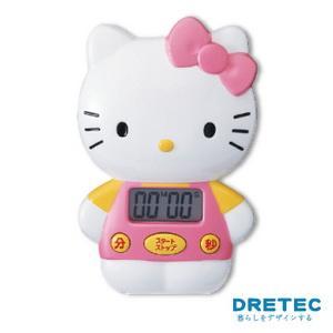 【日本DRETEC】Hello Kitty計時器
