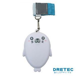 【日本DRETEC】防護防狼警報器-白海狗