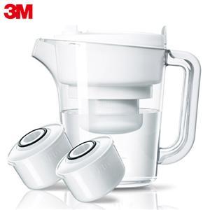 【3M】即淨長效濾水壺(1壺+2濾心)WP3000
