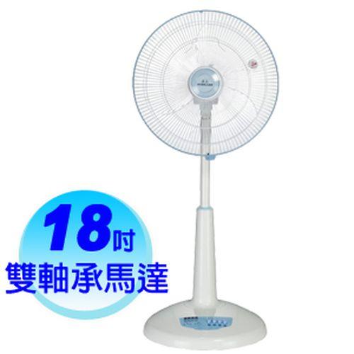 ★台灣製★東亮【18吋】強風工業立扇(TL-1839)
