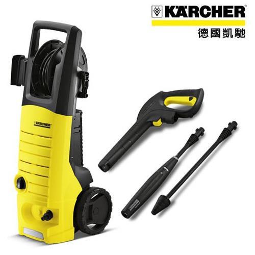 【德國凱馳 KARCHER】K 3.490高壓清洗機(汽、機車、地面磁磚等適用)