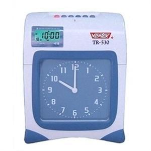 ★停電仍可打卡★【世尚Vertex】微電腦六欄位打卡鐘(TR-530)