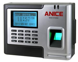 【ANICE】指紋感應打卡鐘(GT-3770)