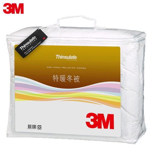【3M】可水洗Z500特暖冬被(6x7雙人)