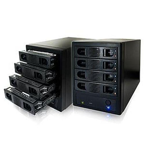 伽利略 USB3.0 + eSATA 四層抽取式硬碟外接盒 35D-U3ES