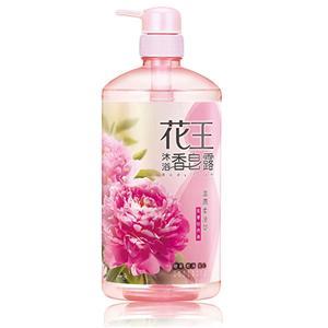 【花王】沐浴香皂露滋潤柔滑型 (風華牡丹香)/750mlX6瓶
