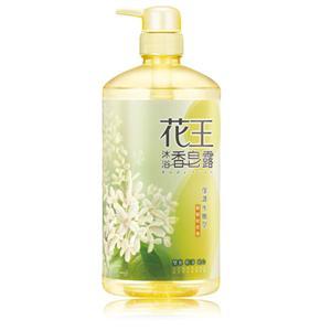【花王】沐浴香皂露保濕水嫩型(馥郁桂花香)/750mlX6瓶