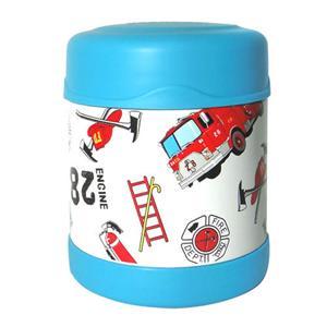 THERMOS膳魔師【0.3L】消防車不鏽鋼真空食物罐 (F3001HRB6)
