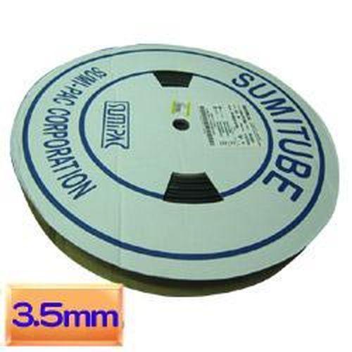 KSS熱縮套管3.5mm黑色 200公尺/捲