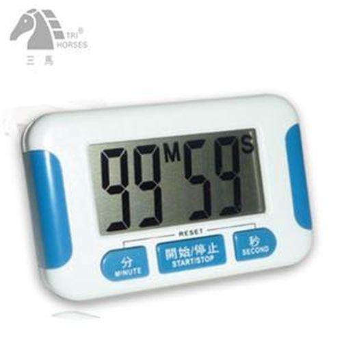 三馬 TH-009 寬螢幕正倒數計時器