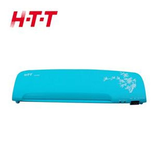 【網購獨享優惠】HTT 多彩冷熱護貝機 A4 規格 LH-403 (藍)