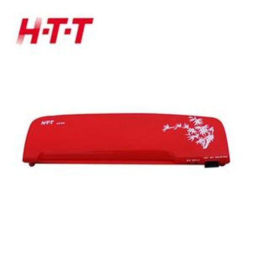 【網購獨享優惠】HTT 多彩冷熱護貝機 A4 規格 LH-403 (紅)