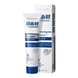 【台塑生醫 Dr's Formula】固齒健藍光淨白牙膏120g*2條