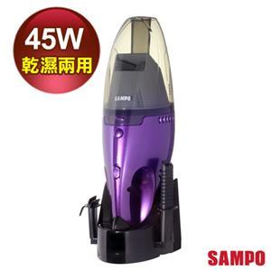 【SAMPO聲寶】手持充電吸塵器EC-SA05HT