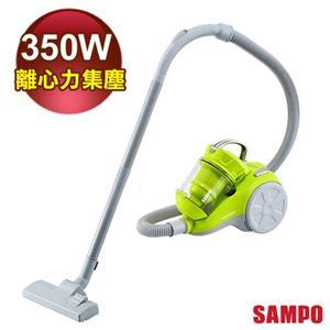 【SAMPO聲寶】免紙袋吸力不減吸塵器EC-PB35CY