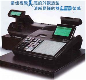 CASIO 智慧型電子收銀機(SE-C450)