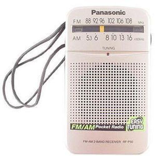 Panasonic 國際 口袋型二波段收音機 RFP50