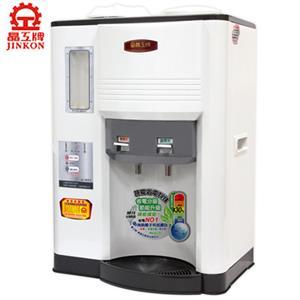 *贈濾心CF-2511*晶工牌 省電科技溫熱全自動開飲機 JD-3655