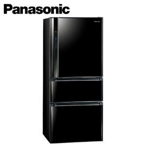 Panasonic國際牌 ECO NAVI 610公升三門電冰箱 NRC618HV(B)光釉黑