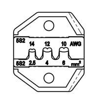 Pro'sKit 寶工 CP-5S2D  太陽能MC4端子口模