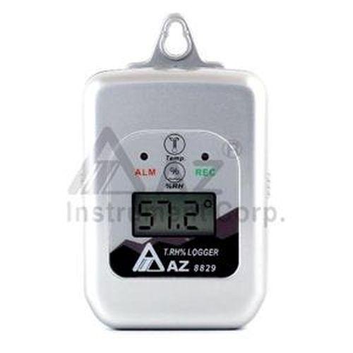 AZ 8829高信賴度溫溼度記錄器